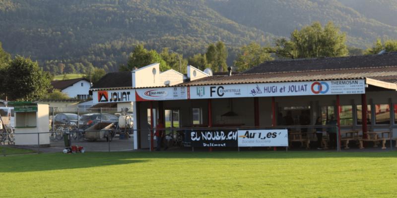 Buvette du FC Courtételle